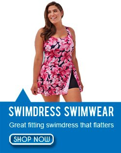 Swimdress Plus Size Swimwear