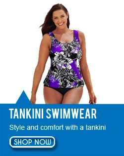 Tankini Plus Size Swimwear
