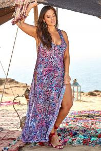 Ashley Graham x Swimsuits For All Safi Cover Up