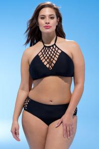 Ashley Graham x Swimsuits For All Leader Bikini