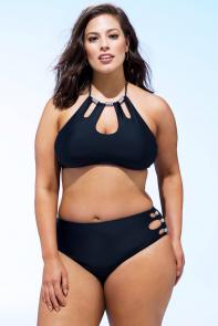 Ashley Graham x Swimsuits For All Actriz Bikini