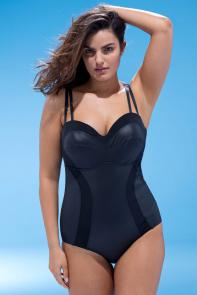 Robyn Lawley Bella Notte D/DD Cup Underwire Swimsuit